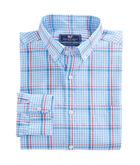 Ridge Hill Check Classic Tucker Shirt