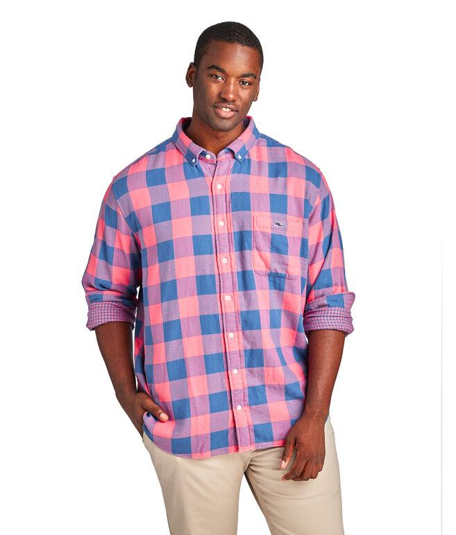 Swan Neck Classic Tucker Shirt