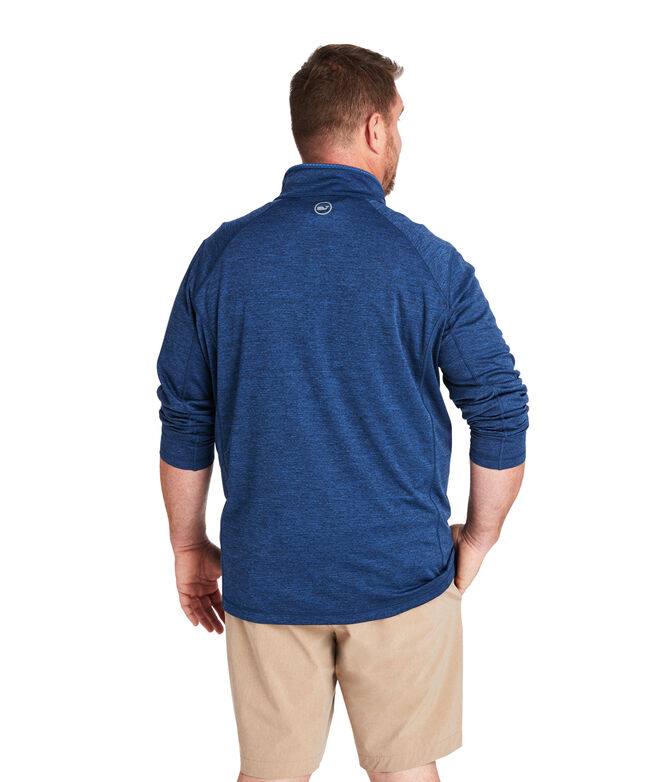 Big & Tall Sankaty 1/2-Zip Pullover