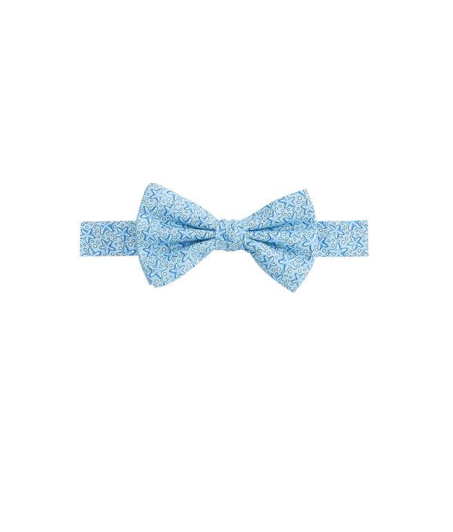 Boys 20th Anniversary Starfish Bow Tie
