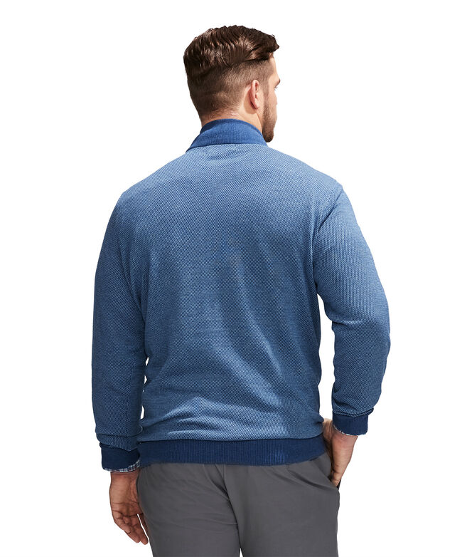 Big & Tall Hamilton 1/2-Zip Sweater