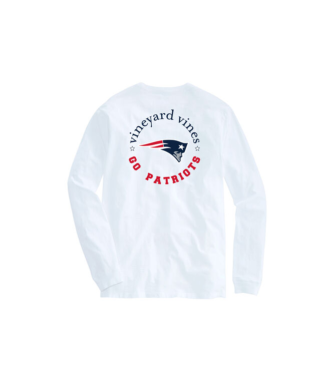 Go Patriots Long-Sleeve T-Shirt