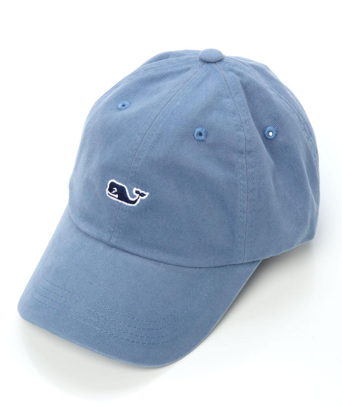 Shop Signature Whale Logo Baseball Hat At Vineyard Vines