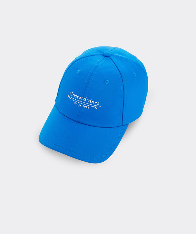 Surf Logo On-The-Go Performance Baseball Hat
