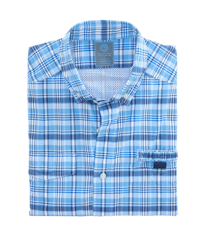 Prospect Hill Plaid Harbor Shirt