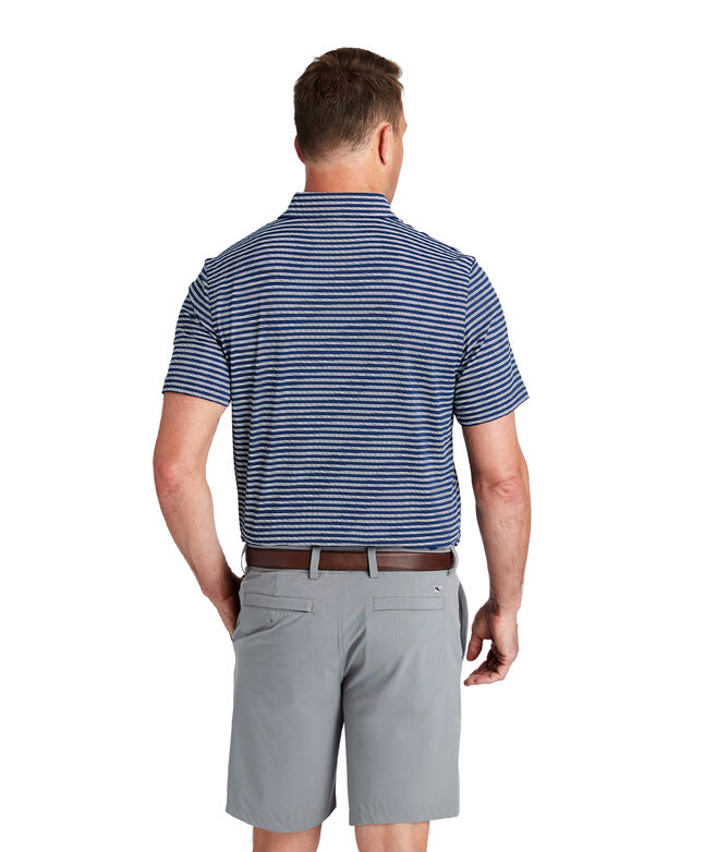 Palmetto Stripe Sankaty Performance Polo