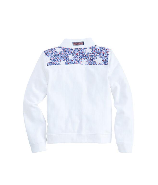 Girls Whale Stars Classic Shep Shirt