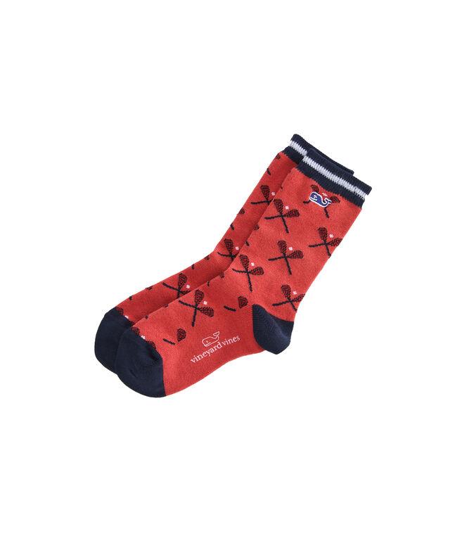 Boys Lacrosse Icon Socks