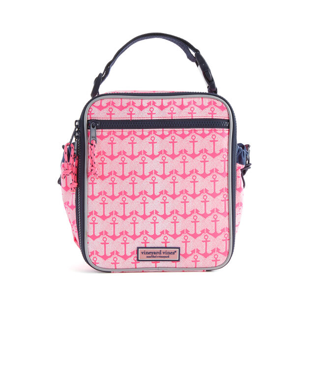 S Printed Lunch Box