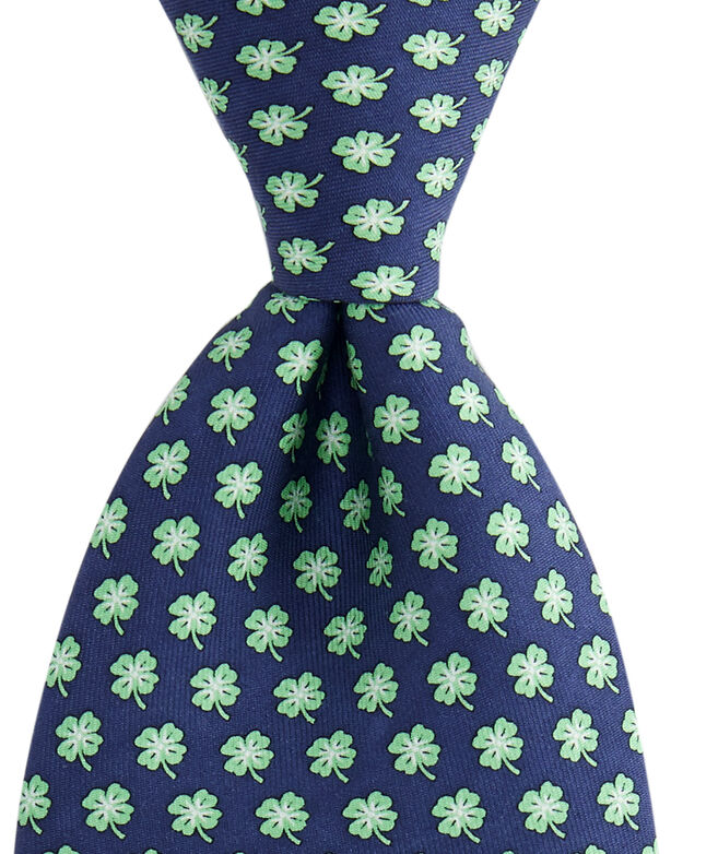 Luck of the Irish Tie