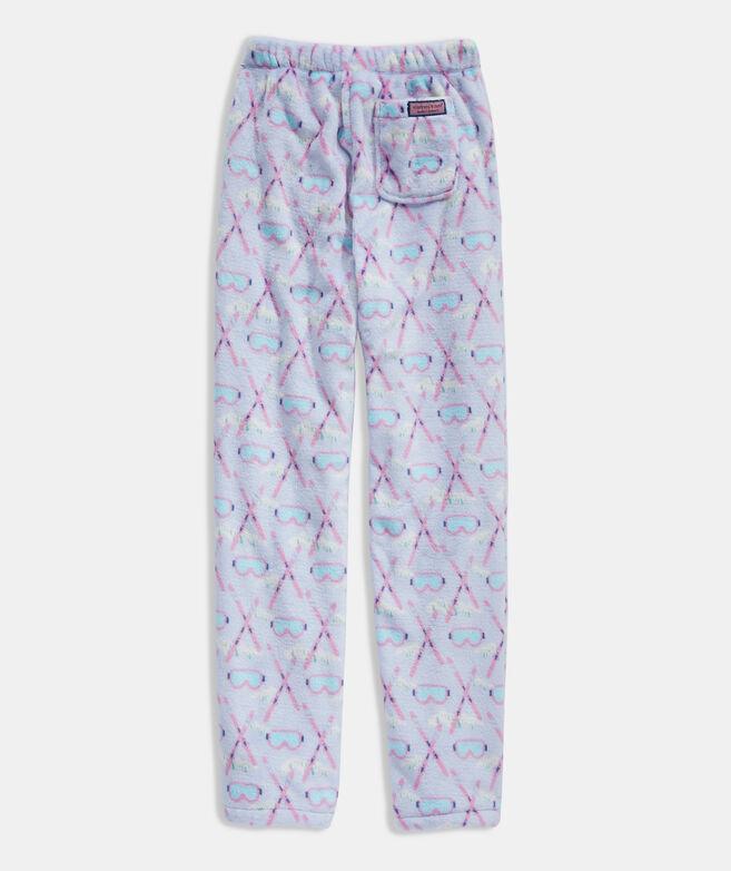 Girls' High Pile Lounge Pants