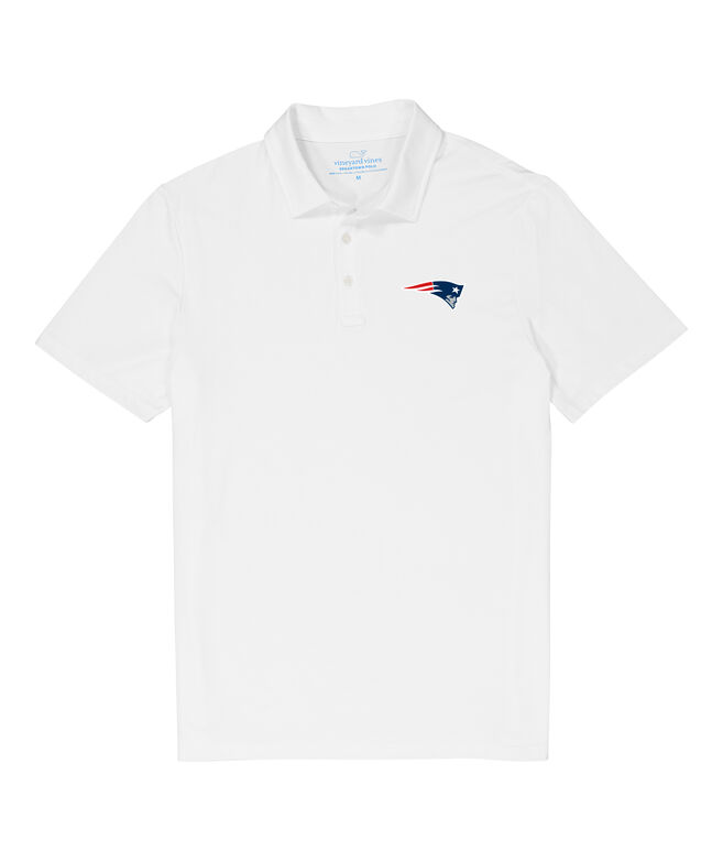New England Patriots Edgartown Polo