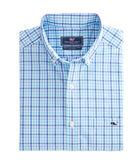 Ginger Island Gingham Classic Tucker Shirt