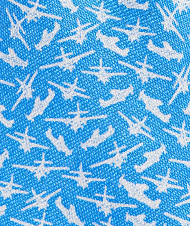Boys' Jet Set Printed Tie
