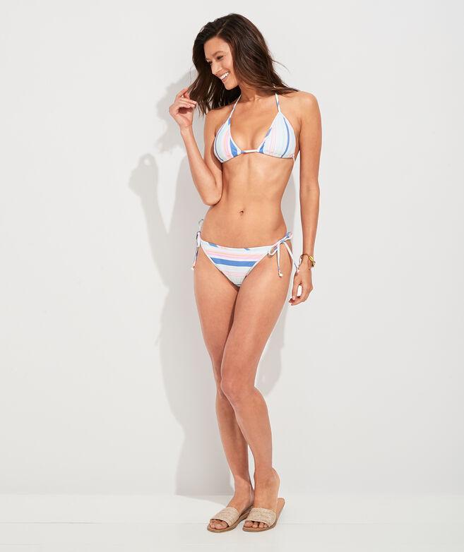Boca Grande Stripe Bikini Bottom