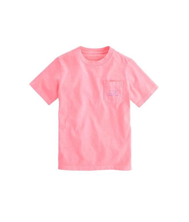 Boys Vintage Whale T-Shirt