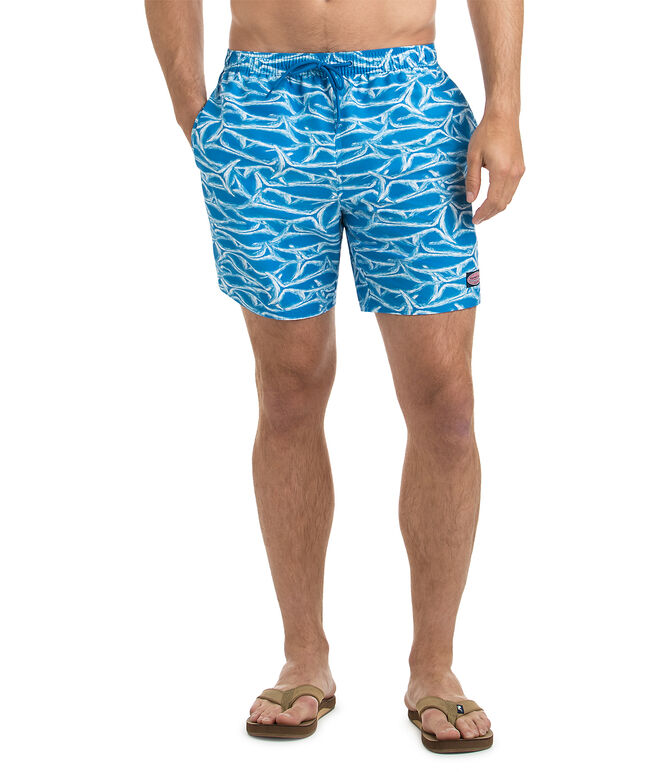 Brushed Marlin Chappy Trunks