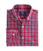 Riverton Plaid Classic Tucker Shirt