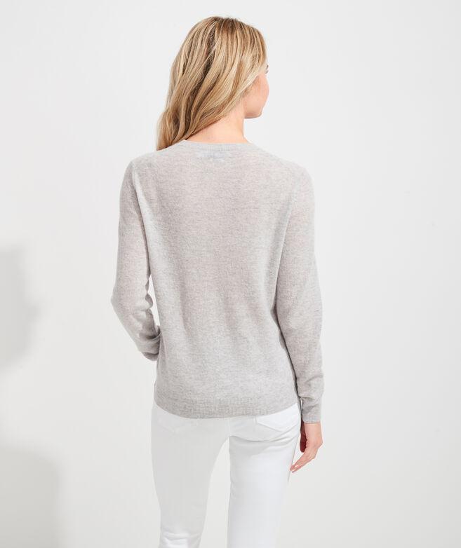 Sunny Intarsia Sweater
