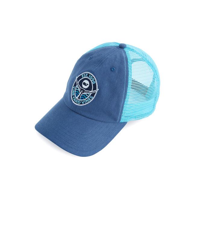 Tuna Tail Patch Trucker Hat