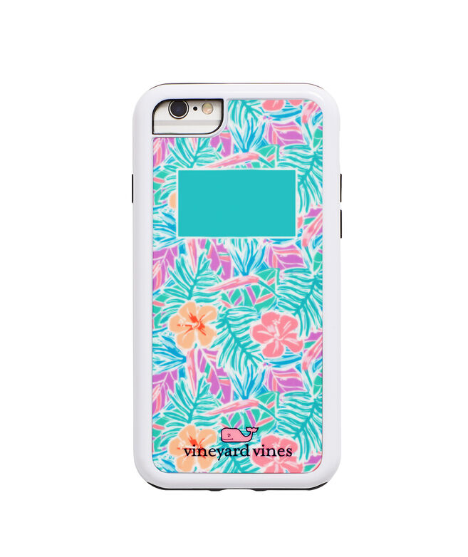 Monogrammed Gulf Tropical Chappy iPhone 7 / 8 Plus Case
