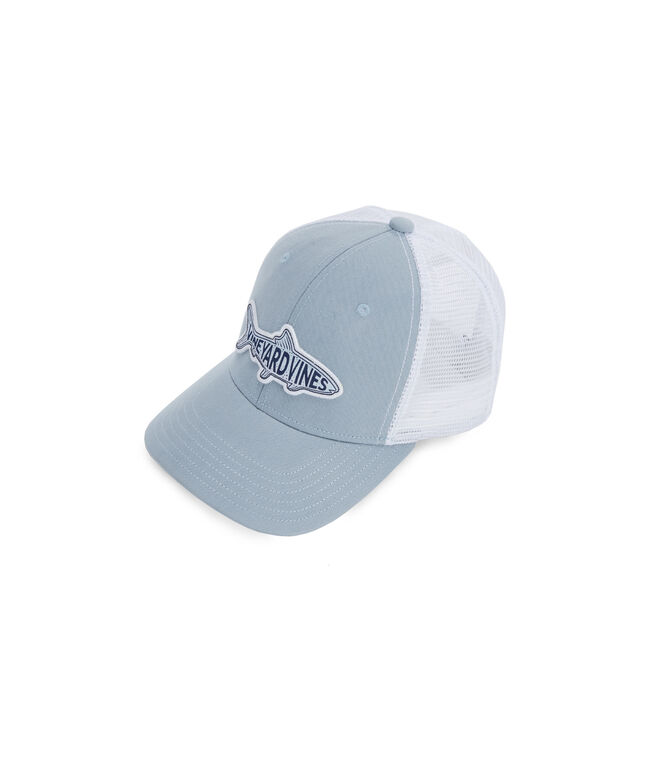Boys Bonefish Trucker Hat