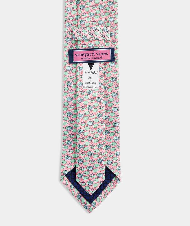 Boys' Frog Leap Printed Tie