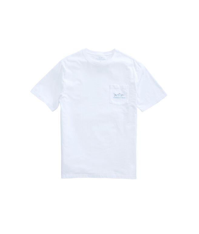 Painted Bonefish Pocket T-Shirt