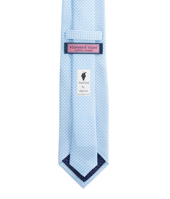 Neon Micro Whale Tie