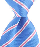 Prep Stripe Woven Tie