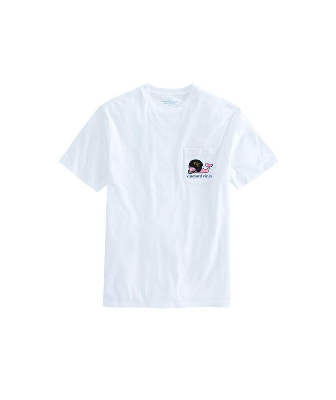 Wake Forest Whale Helmet T-Shirt