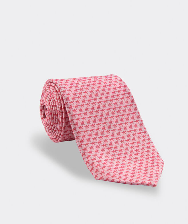 Kentucky Derby 2021 Tonal Gallop Printed Tie