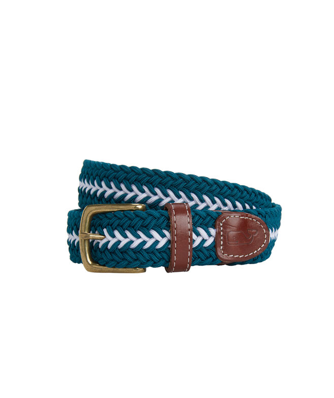 Striped Bungee Belt