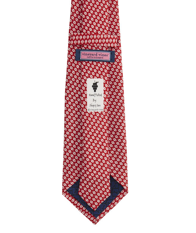 Boys Football Icon Tie