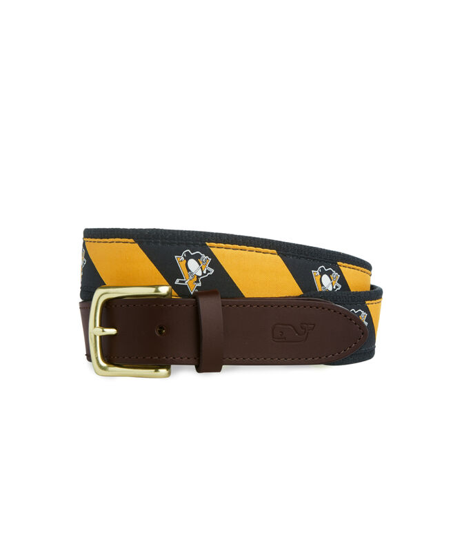 Pittsburgh Penguins Belt