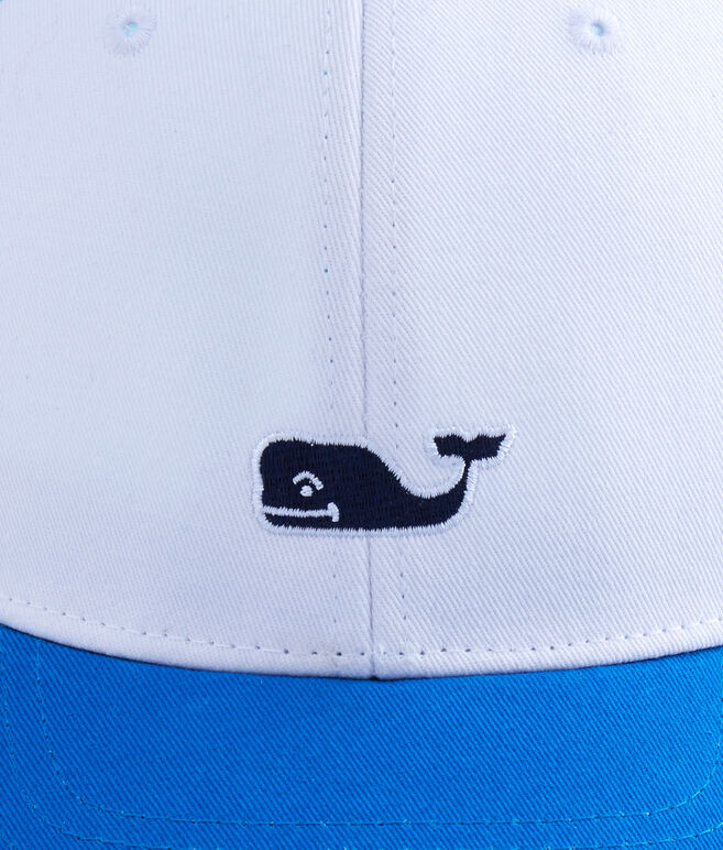 Boys High Profile Whale Trucker Hat