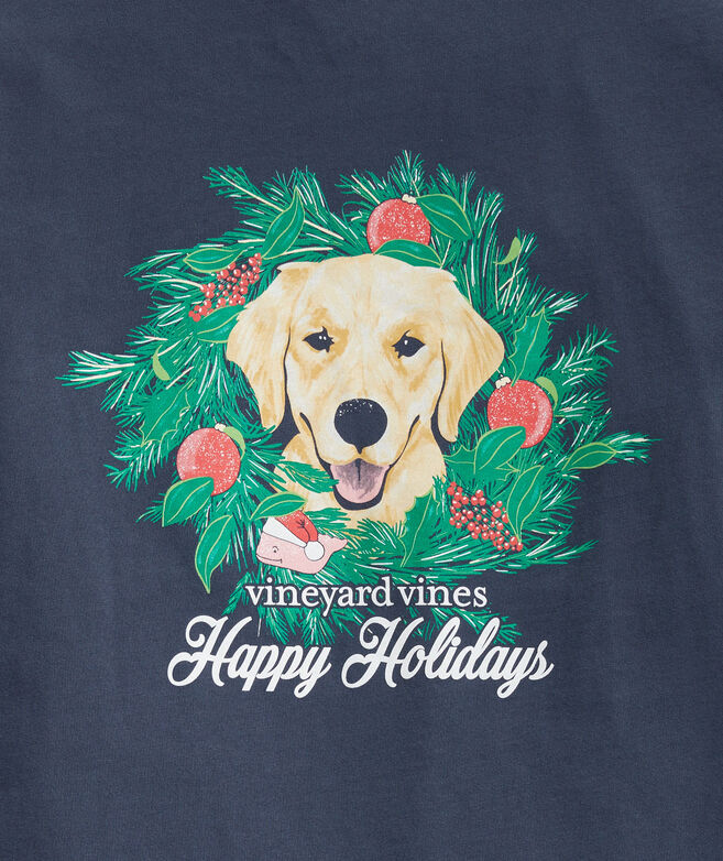 Family's Best Friend Long-Sleeve Pocket Tee