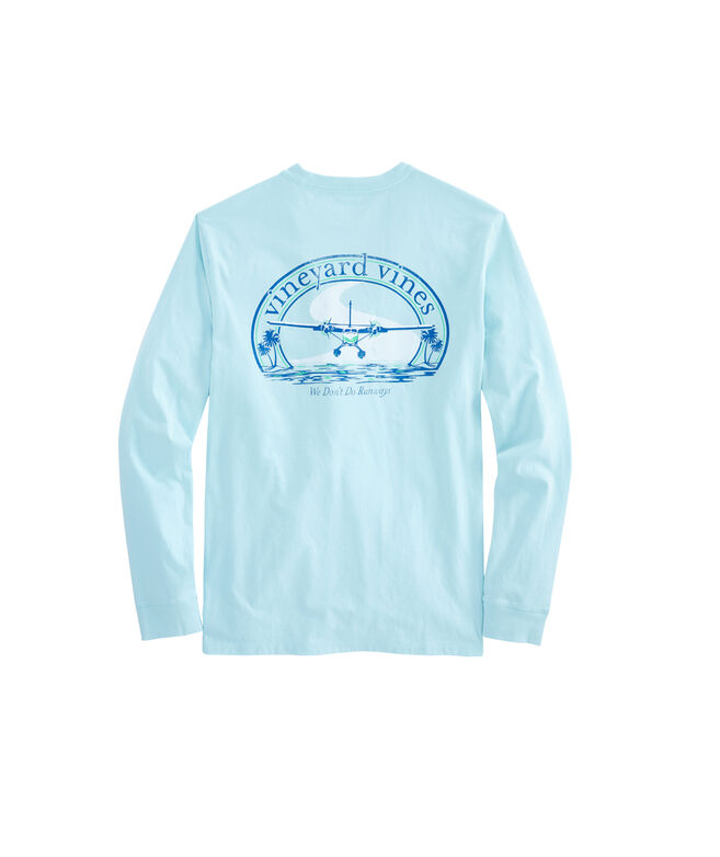 Long-Sleeve No Runway T-Shirt