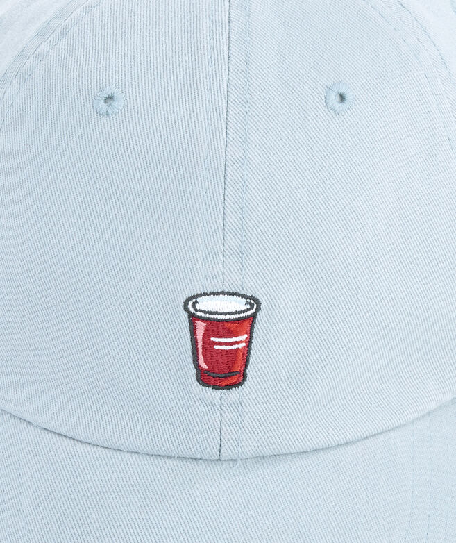 68c3c188 Shop Red Cup Classic Twill Hat at vineyard vines