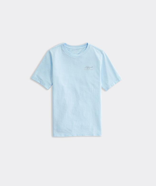 Boys' Alluring Bluefish Short-Sleeve Tee