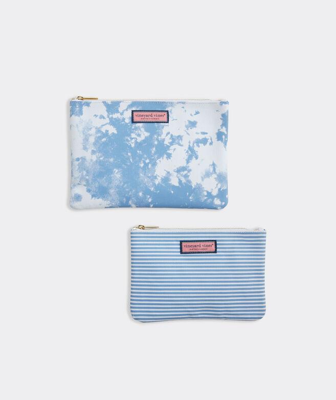 Tie-Dye 2-Pack Cosmetic Set