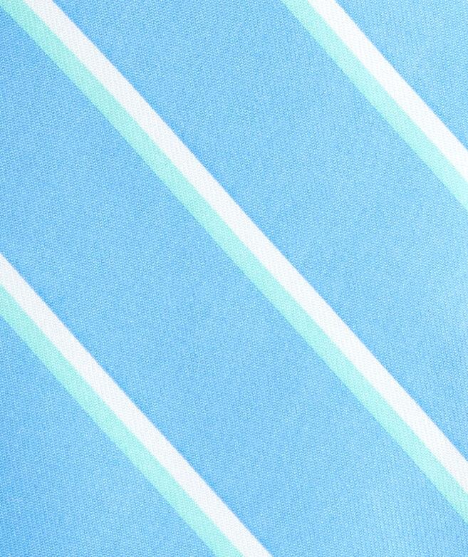 Collegiate Stripe Tie