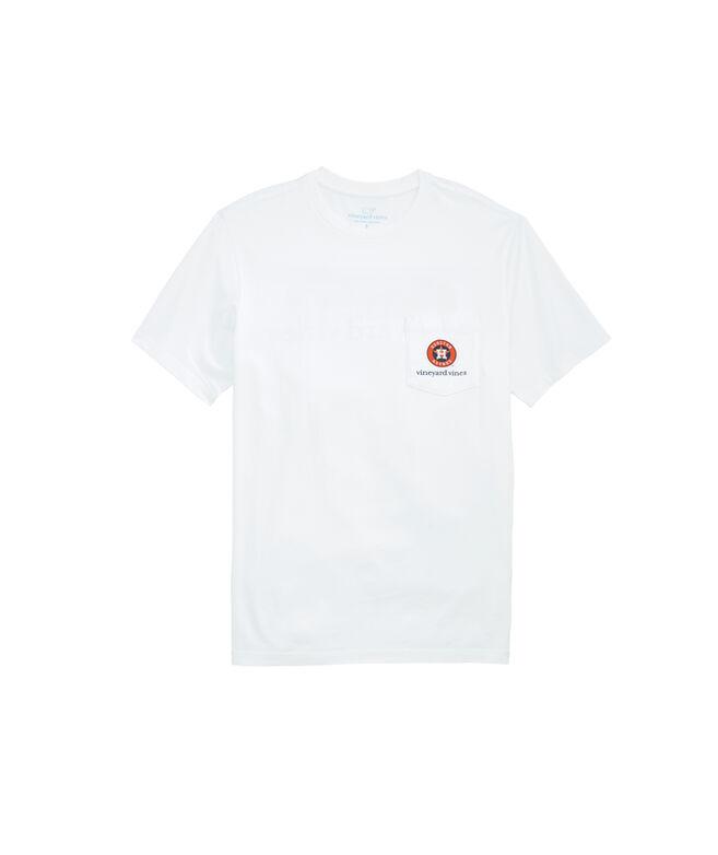 Houston Astros Bar Flag T-Shirt