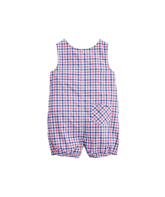 Baby Performance Gingham Jon Jon