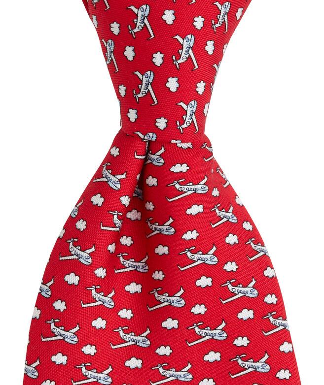 d811857dfebb Men's Ties: Airplane Printed Silk Tie for Men – Vineyard Vines