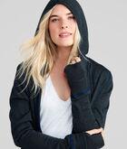 Full-Zip Hoodie Sweater
