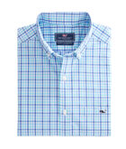 Callwood Gingham Slim Tucker Shirt