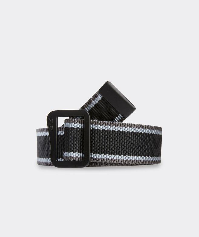 Striped On-The-Go Performance Belt