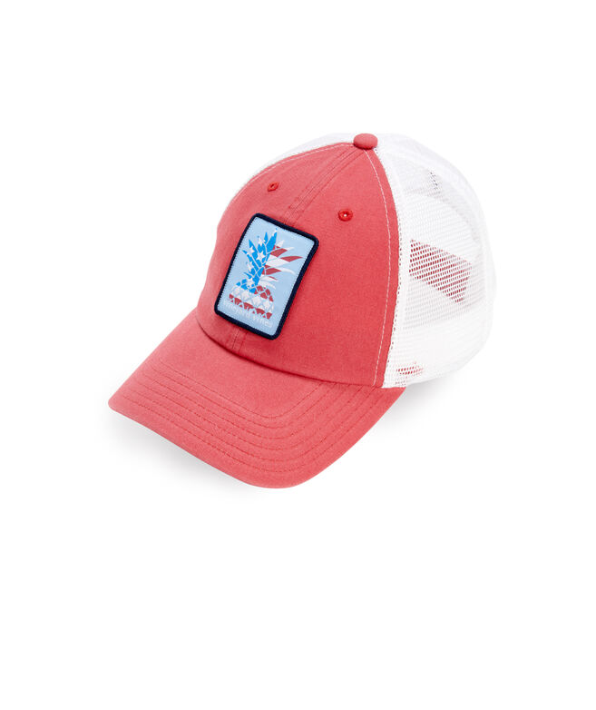 Pineapple Patch Trucker Hat