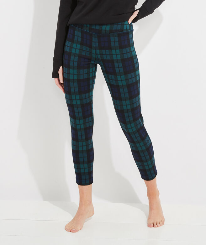 Blackwatch Cozy Jacquard Leggings